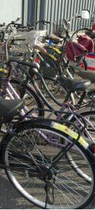 放置自転車回収撤去